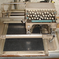 Underwood-Maschine